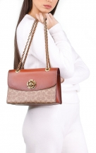 VieTrendy-Coach-Parker-Ladies-Small-Signature-Canvas-with-Model