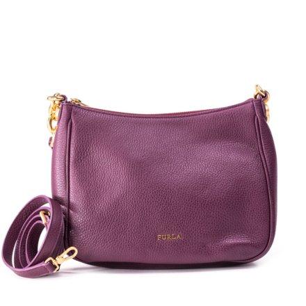 Furla Cometa Hobo Cherry bag for rent