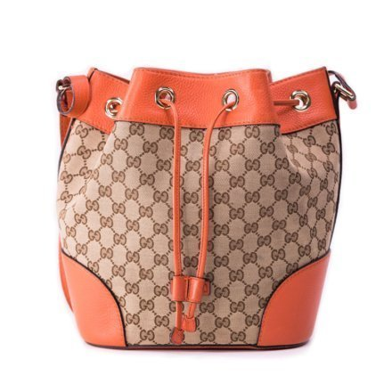 Rent this Gucci Bucket Orange bag at Vietrendy - Lebanon