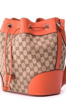 VieTrendy-Gucci-Classic-Bucket-Bag-Orange-Side