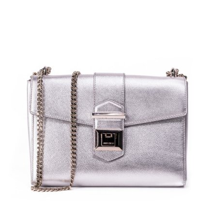 VieTrendy-Jimmy-Choo-Marianne-Metallic-Grainy-Silver-Front