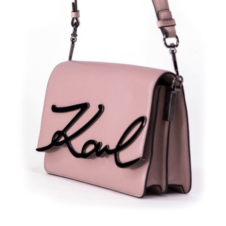 VieTrendy-Karl-Lagerfeld-K-Signature-ShoulderBag-powder-Pink-Side