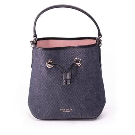 Kate Spade Denim Bucket Bag for rent