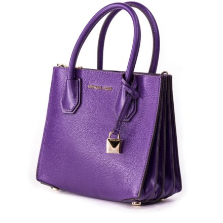 VieTrendy-Michael-Kors-Mercer-Md-Accordion-Messenger-Violet-Side