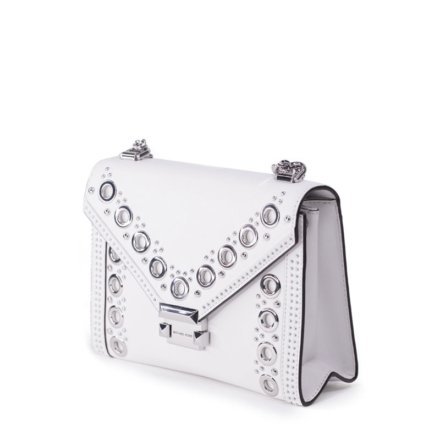 VieTrendy-Michael-Kors-Whitney-White-Leather-Shoulder-Bag-Side