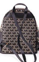VieTrendy-Michael-Kors-Womens-Medium-Leather-Canvas-Travel-Backpack-School-Bag-Beige-Black-Back