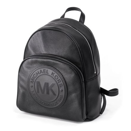 VieTrendy-Michael-Kors-Womens-Medium-Travel-School-Sport-Backpack-Bag-Black-Silver-Leather-Side