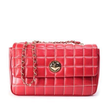 VieTrendy-Moschino-Love-Moschino-Red-Bag-Front