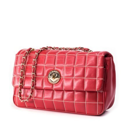 VieTrendy-Moschino-Love-Moschino-Red-Bag-Side