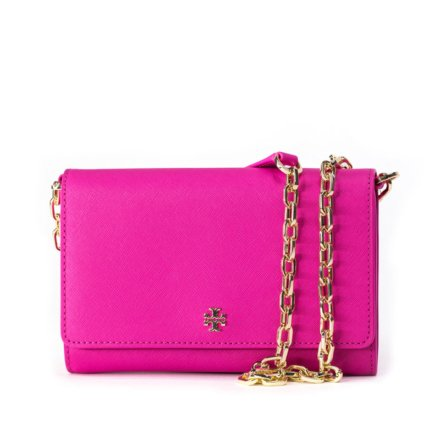 VieTrendy-Tory-Burch-Crazy-Chain-Wallet-Pink