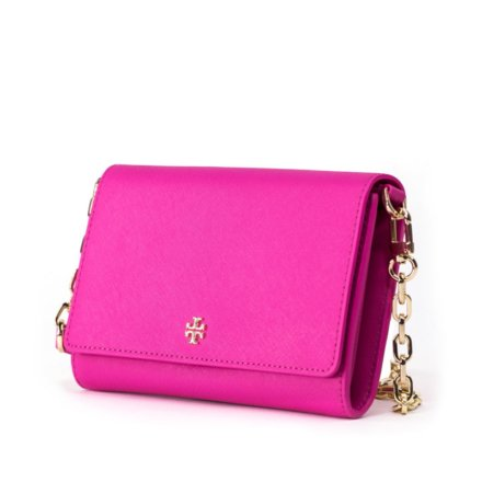 VieTrendy-Tory-Burch-Crazy-Chain-Wallet-Pink-Side