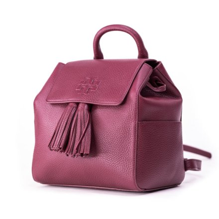 The Tory burch Thea Mini Backpack side picture