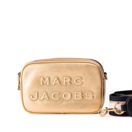 VieTrendy Marc Jacobs Gold crossbody bag for rent