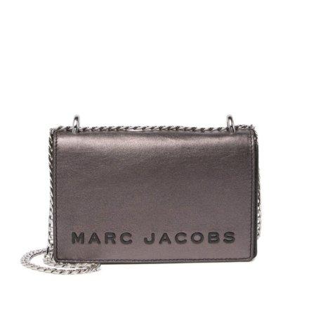 Marc Jacobs Gunmental Double take Grey