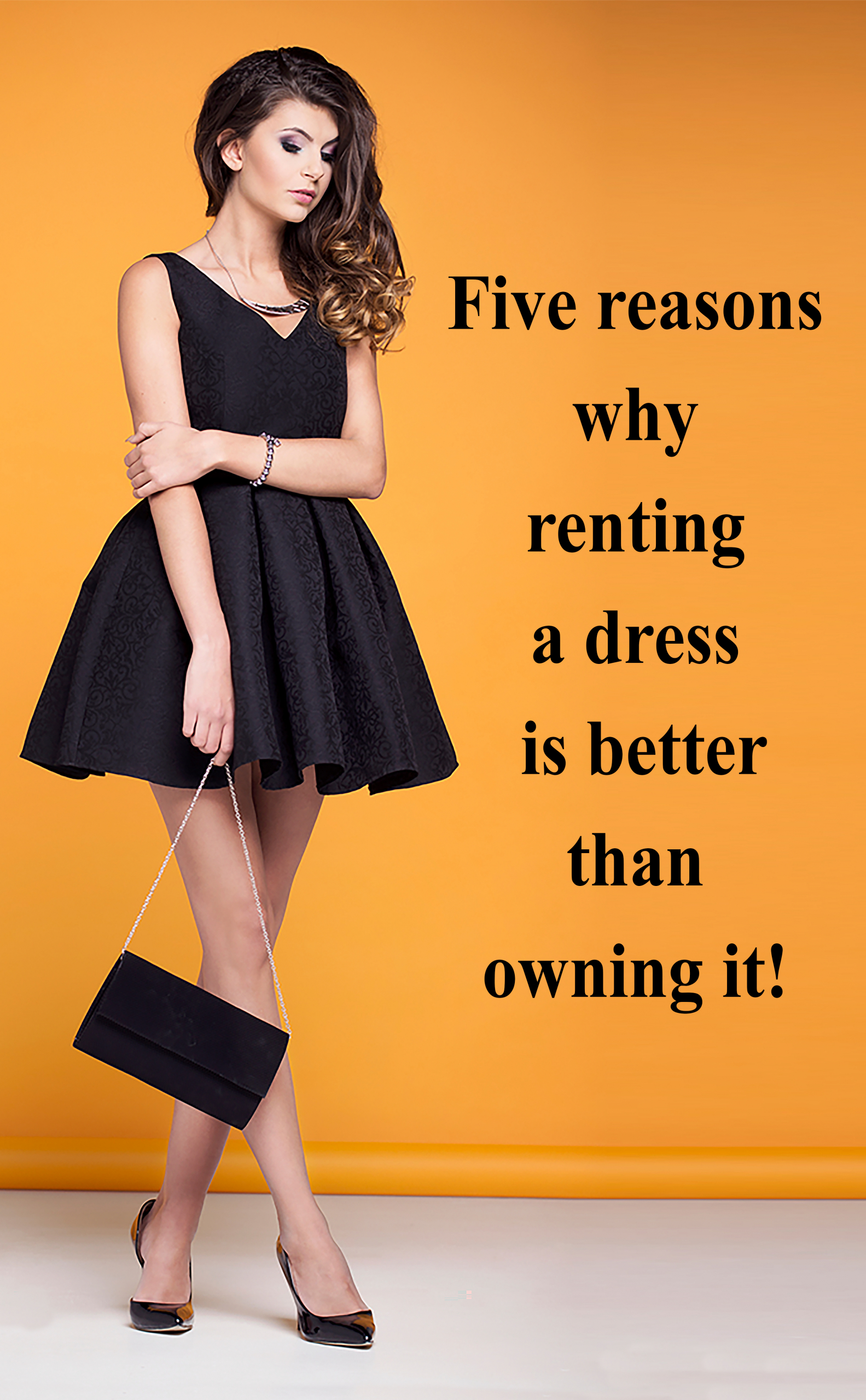 5 reasons why renting a dress in Lebanon is better than buying it